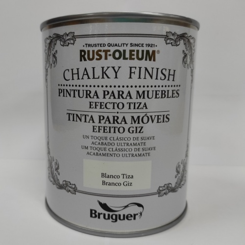 Chalky finish pintura mate 750ml