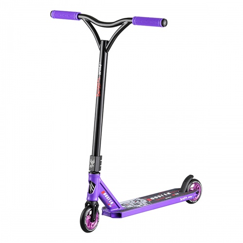 Patinete Bestial Wolf Booster 18 violeta