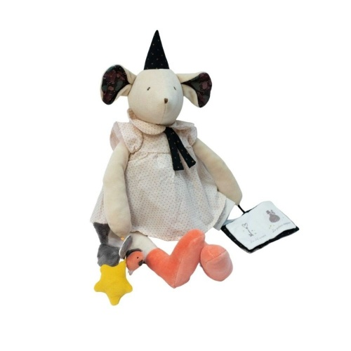 peluche ratita educativa